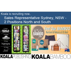 Koala is recruiting NOW!  Sales Reps Required