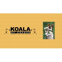 Koala of Course Gift Bag Range