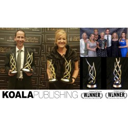Koala Publishing receives awards